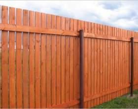 Как построить забор своими руками фото
