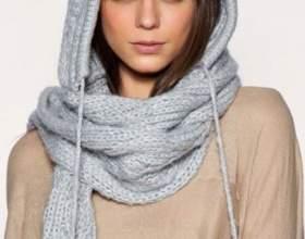 Как повязать красиво шарф на голове фото