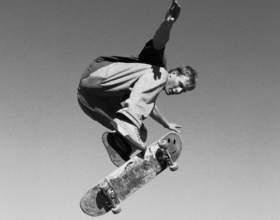 Как поворачивать на скейте фото