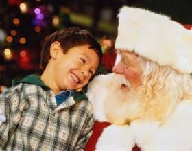 Как поздравить ребенка дома с новым годом фото