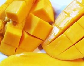 Как правильно есть манго фото