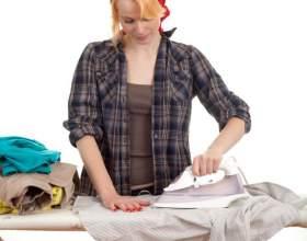 Как правильно гладить белье фото