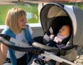 Как правильно гулять с новорожденным фото