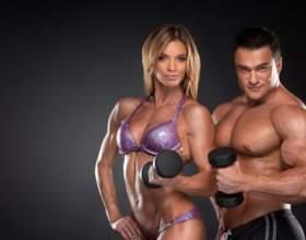 Как правильно накачать мускулы фото
