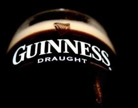 Как правильно наливать пиво guinness фото