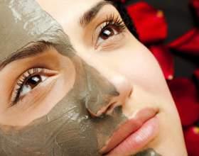 Как правильно наносить и держать глиняную маску для лица фото