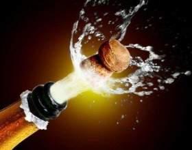 Как правильно открыть шампанское фото