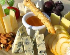 Как правильно подавать сырную тарелку фото