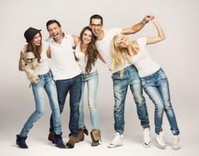 Как правильно подбирать джинсы по типу фигуры фото