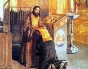 Как правильно приготовиться к первой в вашей жизни исповеди в церкви? фото