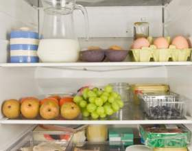 Как правильно размещать продукты в холодильнике фото