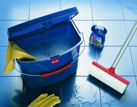 Как правильно сделать уборку и избавиться от пыли фото