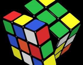 Как правильно собирать кубик рубика фото
