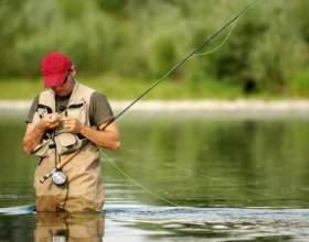 Как правильно удить рыбу фото