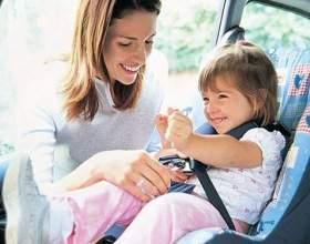 Как правильно установить детское автокресло фото