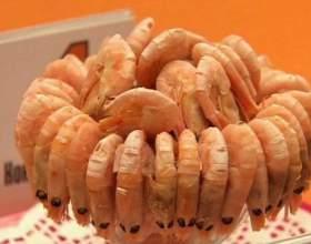 Как правильно варить креветки фото
