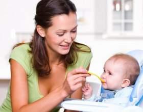 Как правильно вводить прикорм малышу фото