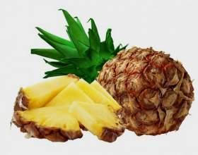 Как правильно выбирать и хранить ананасы фото