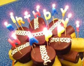 Как праздновать день рождения ребенка фото