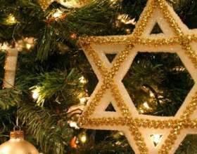 Как празднуется новый год и рождество в израиле фото