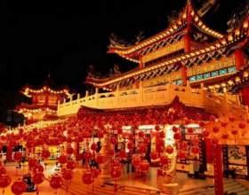 Как празднуют новый год в китае фото