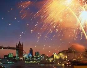 Как празднуют новый год в великобритании фото