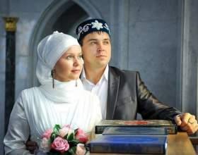 Как празднуют свадьбу мусульмане фото