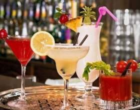 Как приготовить алкогольный коктейль фото
