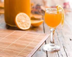 Как приготовить апельсиновый ликер фото