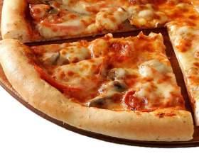Как приготовить аппетитную пиццу фото