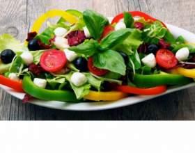 Как приготовить быстрый и вкусный салат фото