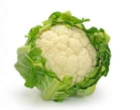 Как приготовить цветную капусту в микроволновке фото