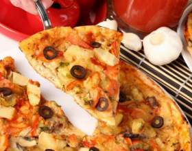 Как приготовить дома пиццу фото