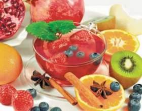 Как приготовить фруктовый и ягодный чай фото