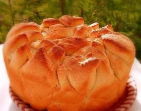 Как приготовить хлеб на кефире фото
