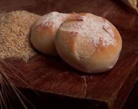 Как приготовить хлеб в духовке фото