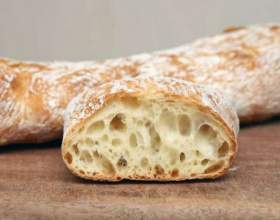 Как приготовить итальянский хлеб «стирато» фото