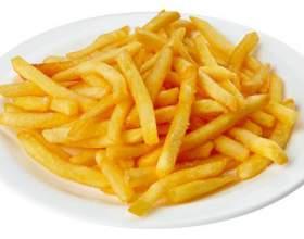 Как приготовить картошку фри дома? фото