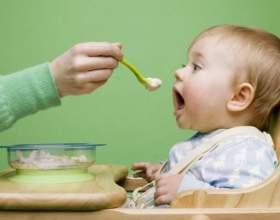 Как приготовить кашу малышу фото