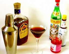 Как приготовить коктейль manhattan фото