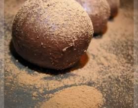 Как приготовить конфеты трюфеля фото