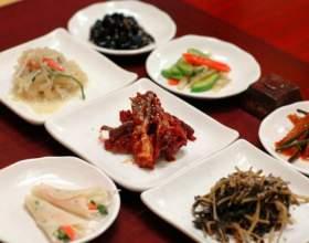 Как приготовить корейские блюда фото