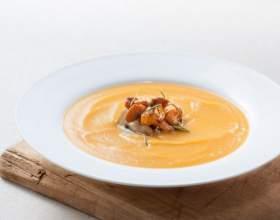 Как приготовить крем-суп из лисичек фото