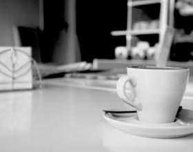 Как приготовить крепкий кофе фото