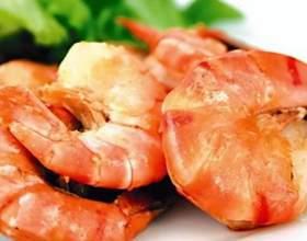 Как приготовить креветки в сливочном соусе фото