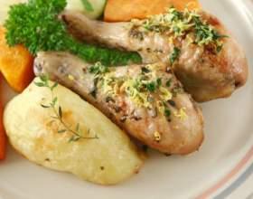 Как приготовить курицу по-итальянски фото