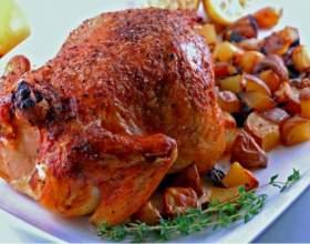 Как приготовить курицу с прованскими травами фото