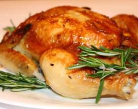 Как приготовить курицу в кефире в духовке фото