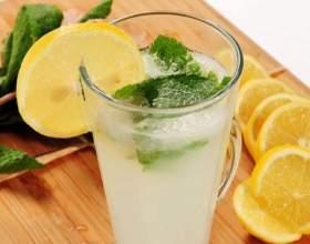 Как приготовить лимонад в домашних условиях фото