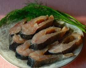 Как приготовить маринованную рыбу фото